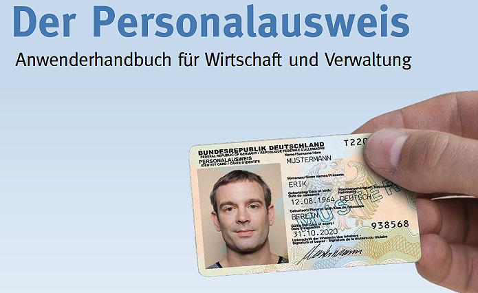 Anwenderhandbuch für den elektronischen Personalausweis