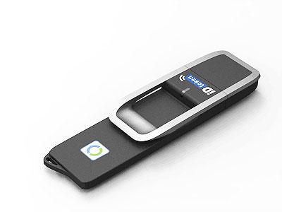 IDtoken Personalausweis-Basis-Kartenleser von KOBIL