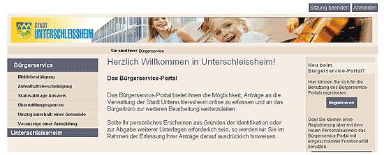 eID-Service-Unterschleissheim