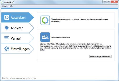 Ausweisapp2 (eID-Client-Software)