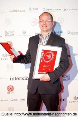 eco Intern Awards 2014 – eID-Client