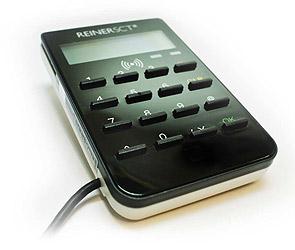 cyberJack RFID standard - eID-Funktion (Online-Ausweisfunktion) per Standard-Kartenleser nutzen