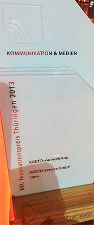 mobile Ausweisapp bzw. mobiler eID-Client