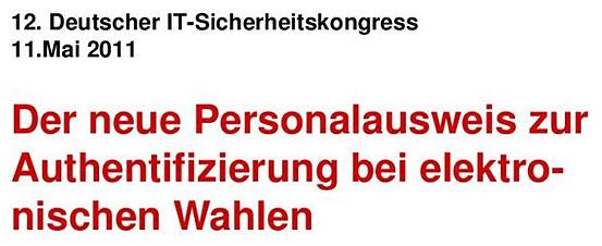 Online-Ausweisfunktion des elektronischen Personalausweis als Authentifizierungstool bei Whalen