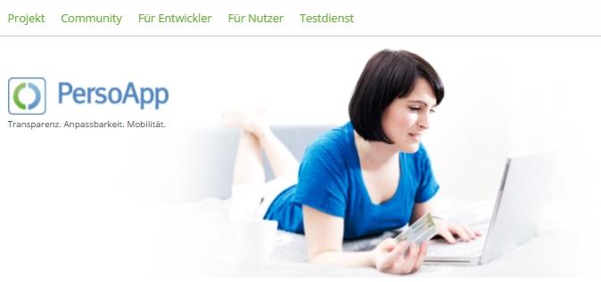PersApp - eID-Client zur Nutzung der eID-Funktion (Online-Ausweisfunktion)