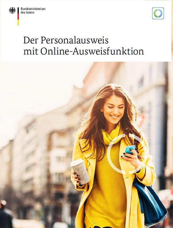 Informationsbroschüre zur Online-Ausweisfunktion (eID-Funktion)