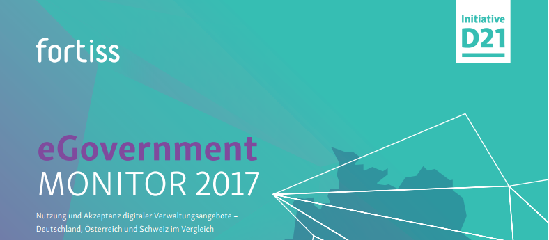 eID-Funktion in der Studie-eGovernment MONITOR 2017